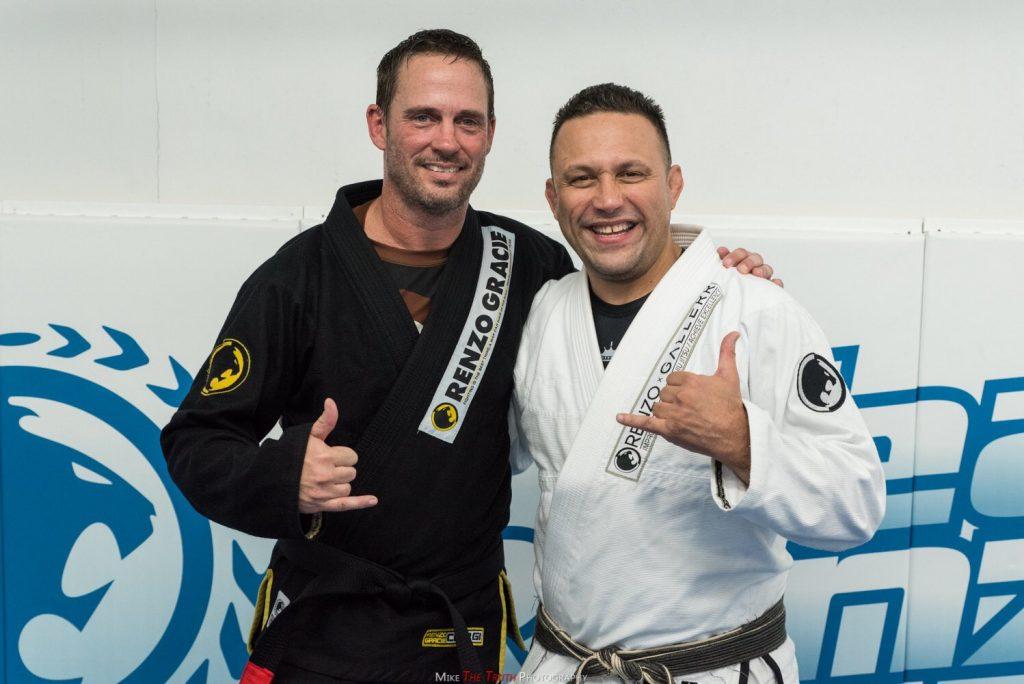 UFC matchmaker Mick Maynard earns BJJ black belt from Renzo Gracie