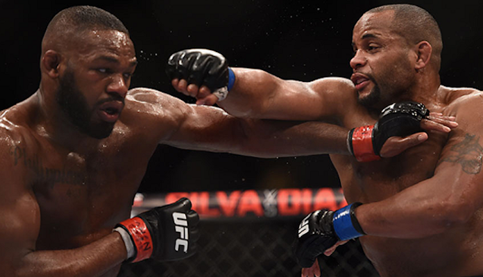 "Derrick Lewis: ""Daniel Cormier is scared to fight Jon Jones right now"""