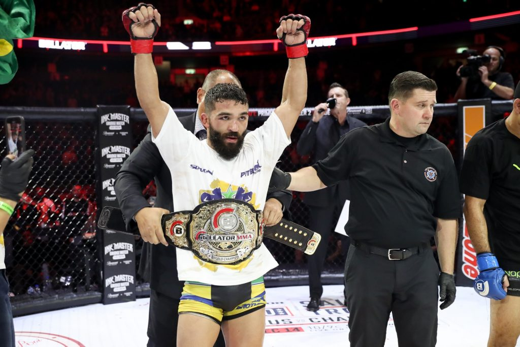 Bellator 209 results - Patricio Freire retains title in decision win