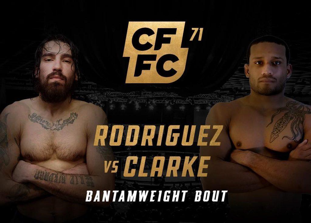 Daniel Rodriguez, CFFC 71