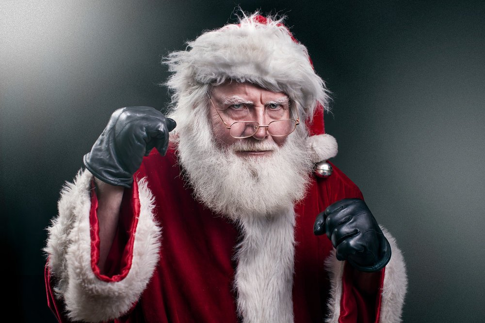 gifts for mma fighters, santa