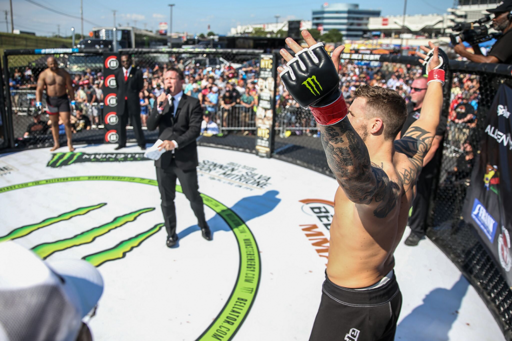 Monster Energy and Bellator Renew Global Partnership in Three-Year Agreement
