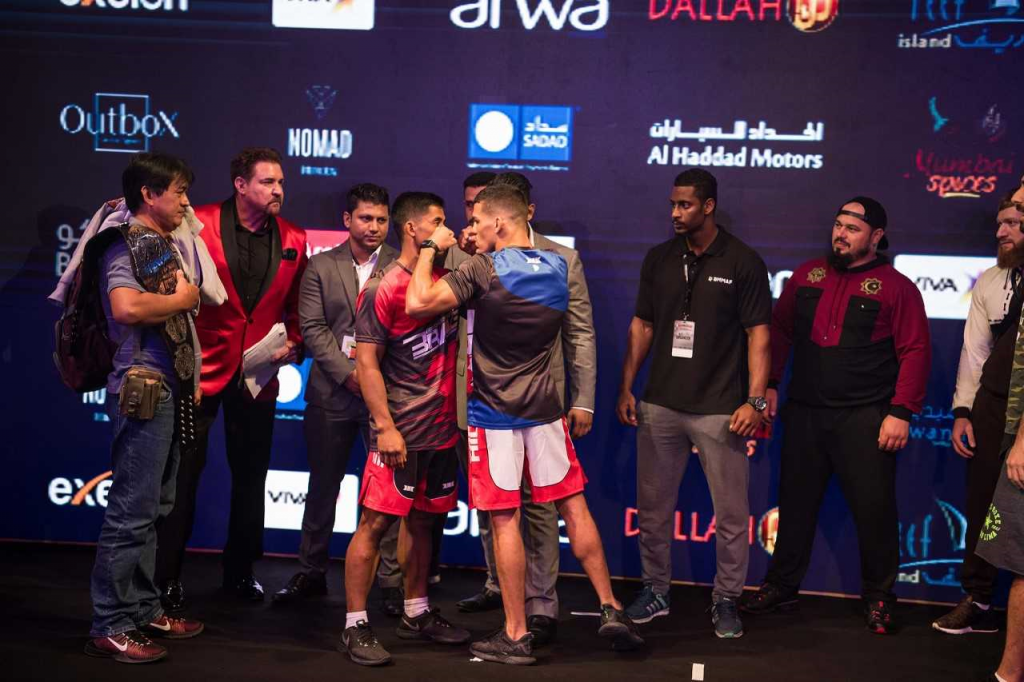 Brave 18 weigh-in results, several competitors miss the mark, fights go on