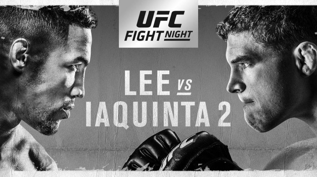 UFC on FOX 31 results - Iaquinta vs. Lee 2