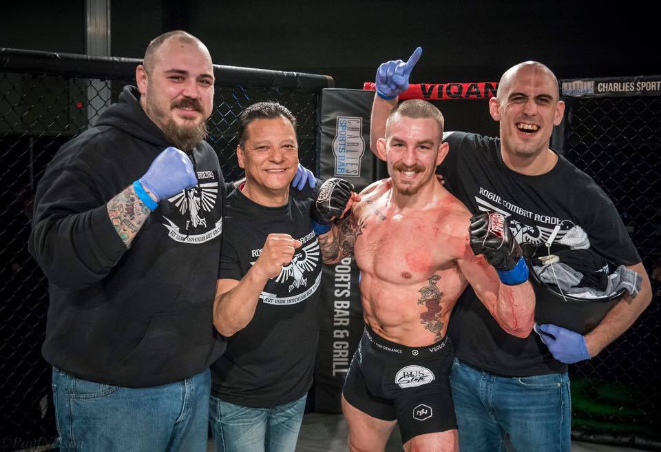 Austin Vanderford announces he has signed with Bellator MMA