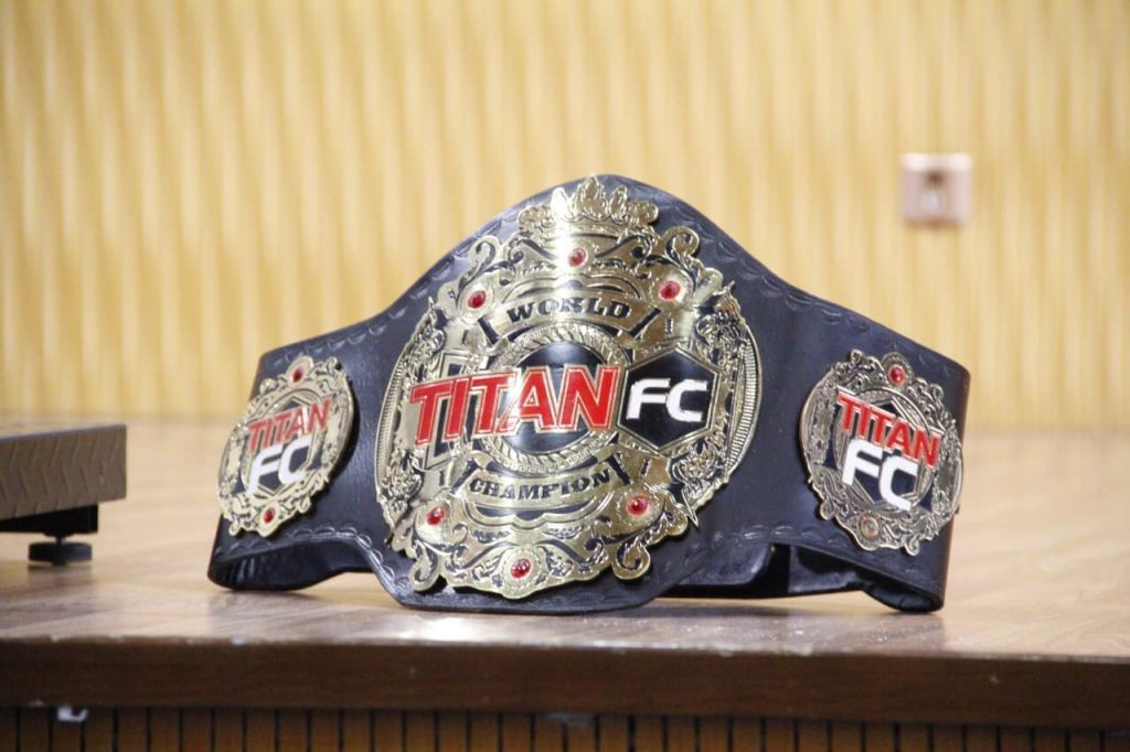 Titan FC 52 fight card announced, two titles on the line in Florida