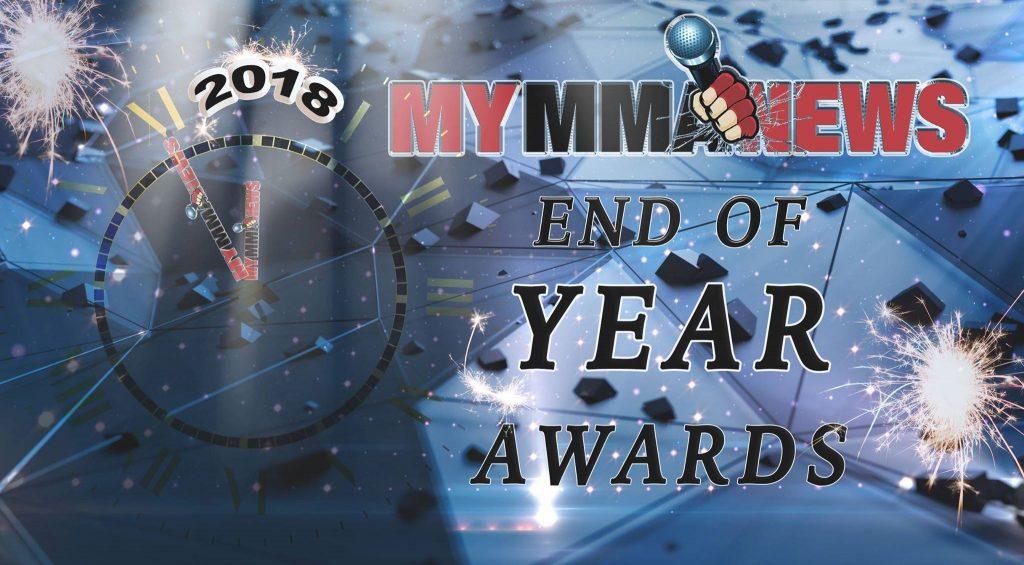 MyMMANews.com End of Year Awards - 2018