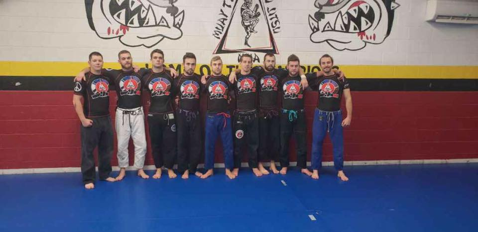 Grapplers Against Violence
