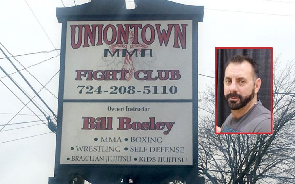 sex acts, William Bosley, Third woman claims sexual assault by MMA instructor; police find steroids, guns, pills
