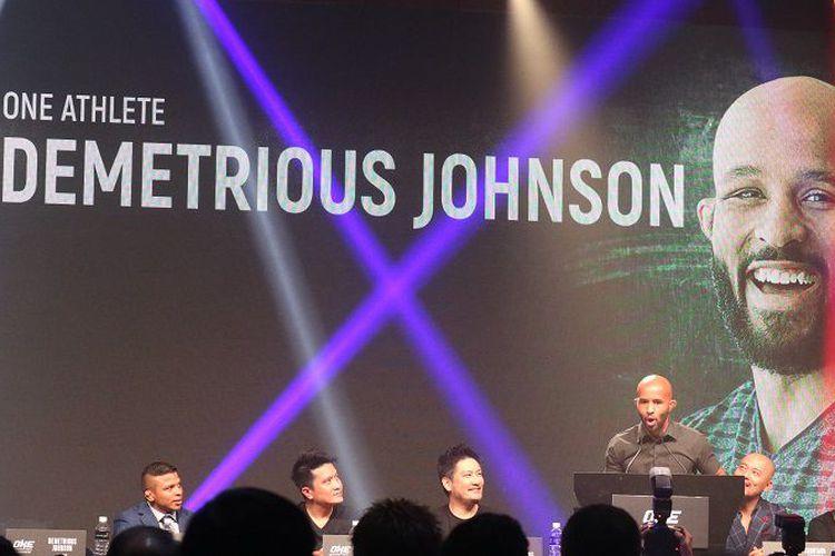ONE Championship announces debut of Demetrious Johnson, Eddie Alvarez