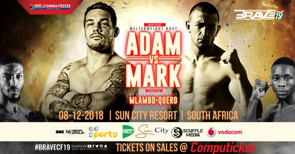 Brave 19 - Mark vs Adam