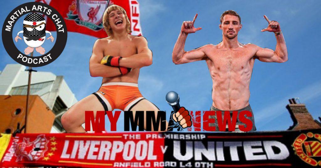 Paddy Pimblett vs Brendan Loughnane is the Battle of Britain we need in 2019