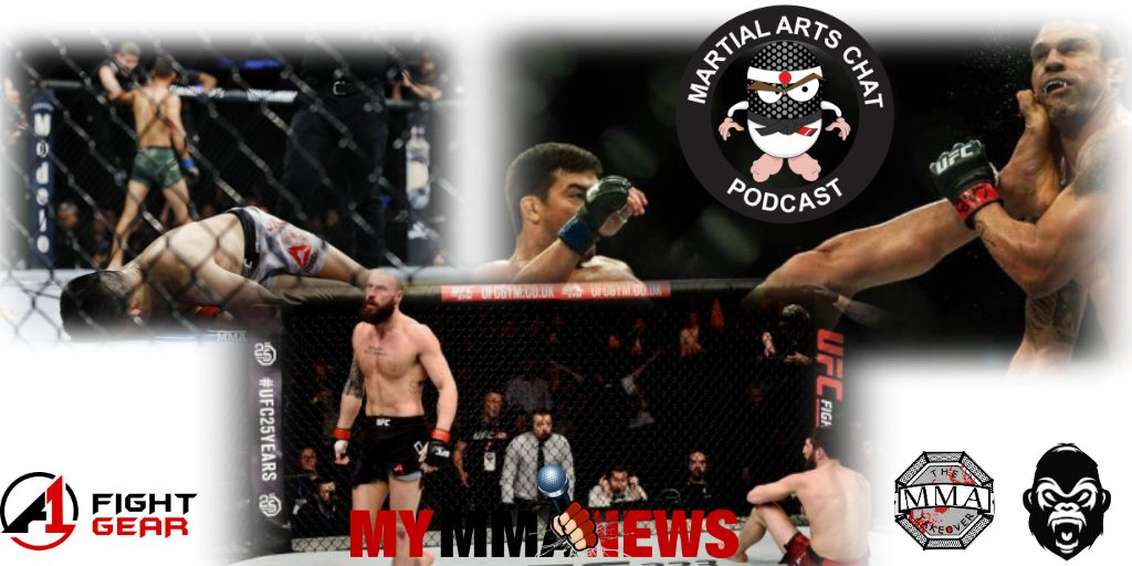 Finish of The Year? Check out Martial Arts Chat's thoughts