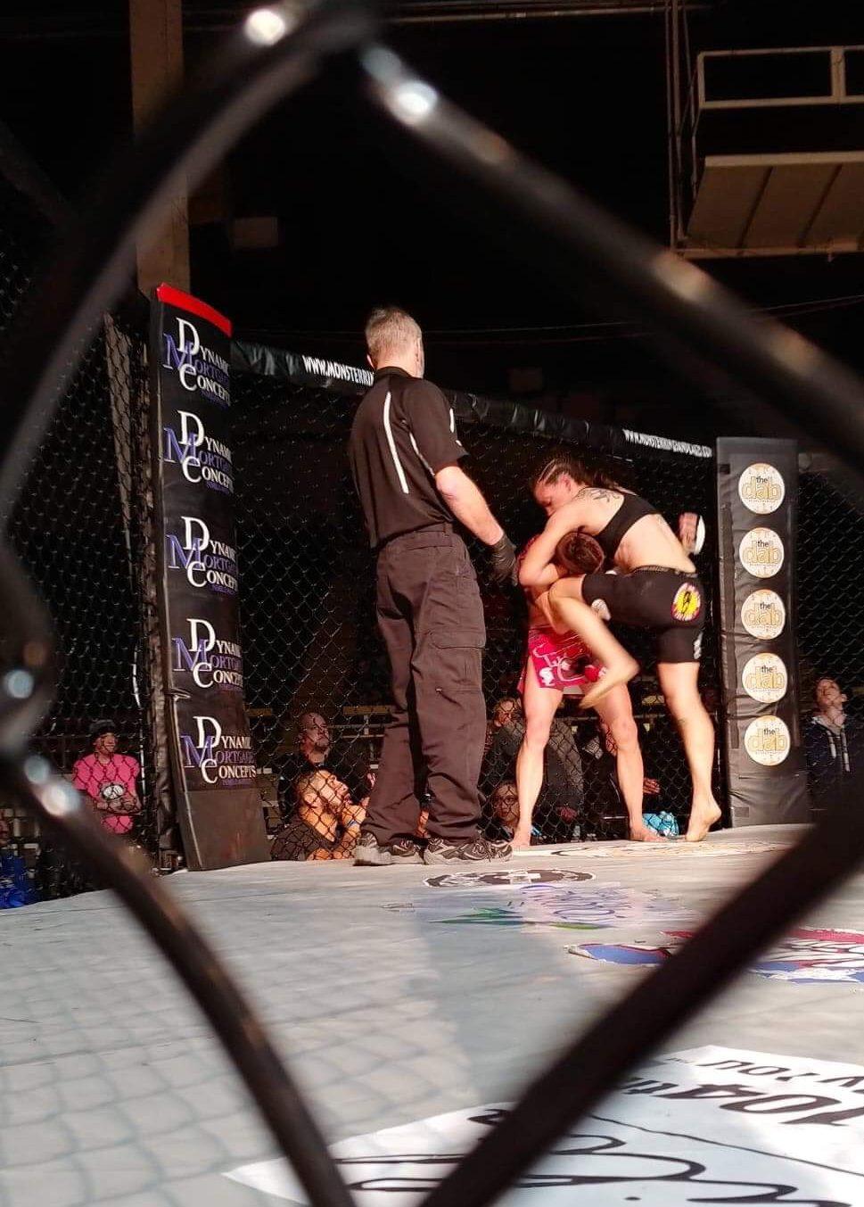 Cheri Muraski defeats Shannon Sinn