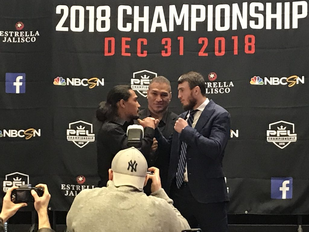Q&A with Ray Cooper III ahead of the PFL Championships