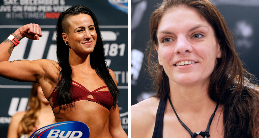 Ashlee Evans-Smith vs. Lauren Murphy targeted for UFC's ESPN debut