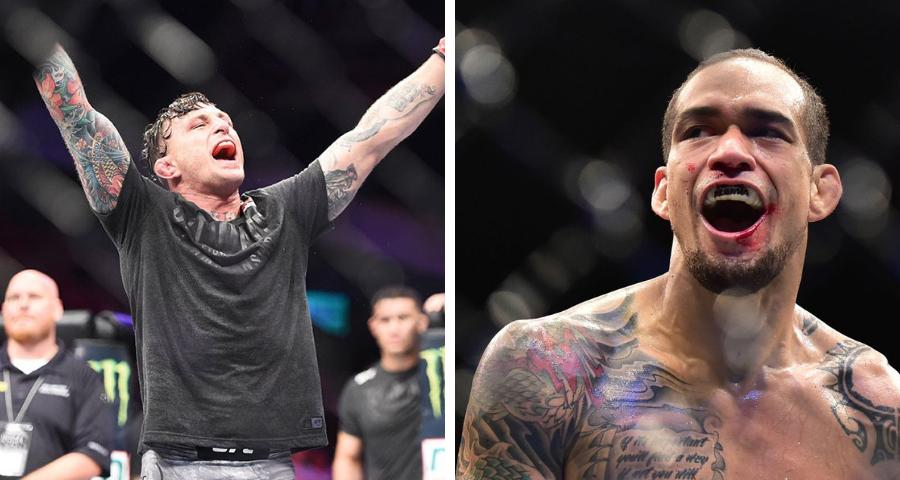 Gregor Gillespie vs Yancy Medeiros added to UFC Brooklyn on ESPN+
