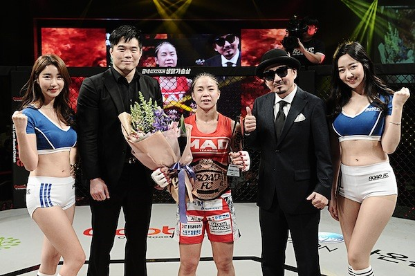 ROAD FC 051 XX Results: Ham Seo-Hee retains the Atomweight title in her third defense