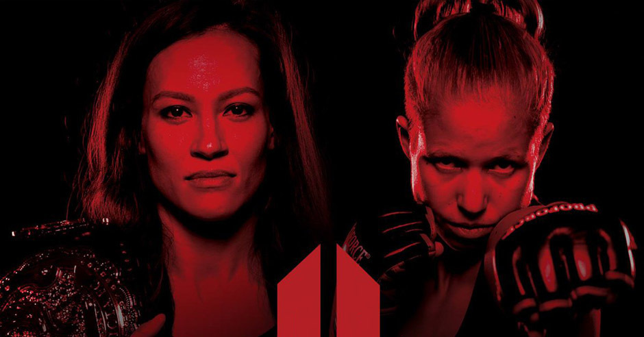 Invicta FC 33 results - Frey vs. Grusander 2 for atomweight title