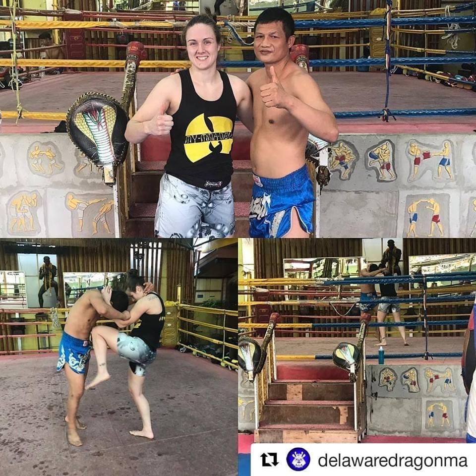 Becca Evans, Master Toddy, Bangkok