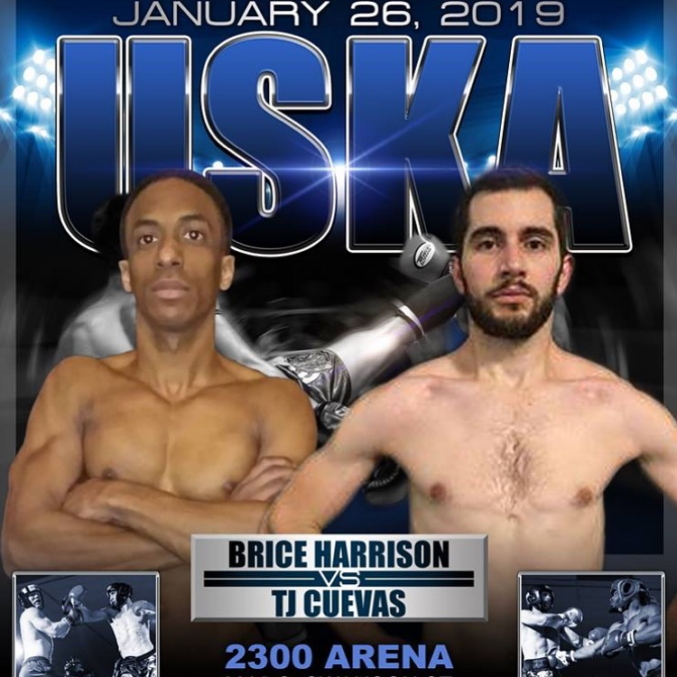 TJ Cuevas, USKA Fight Sports