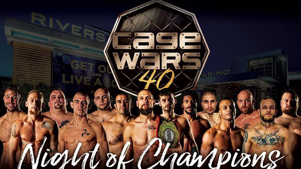 Cage Wars 40 Night of Champions