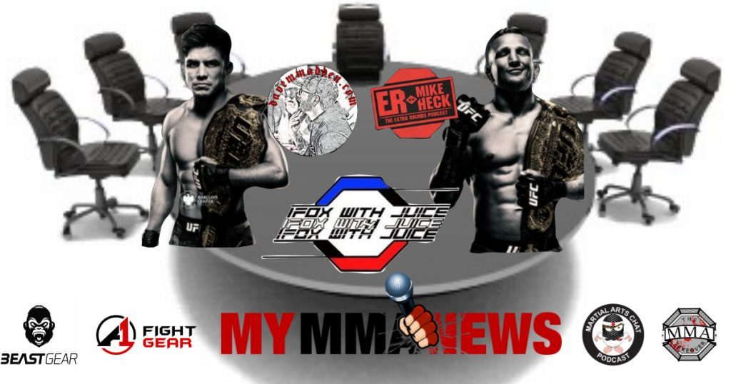 Henry Cejudo vs TJ Dillashaw, Martial Arts Chat Podcast