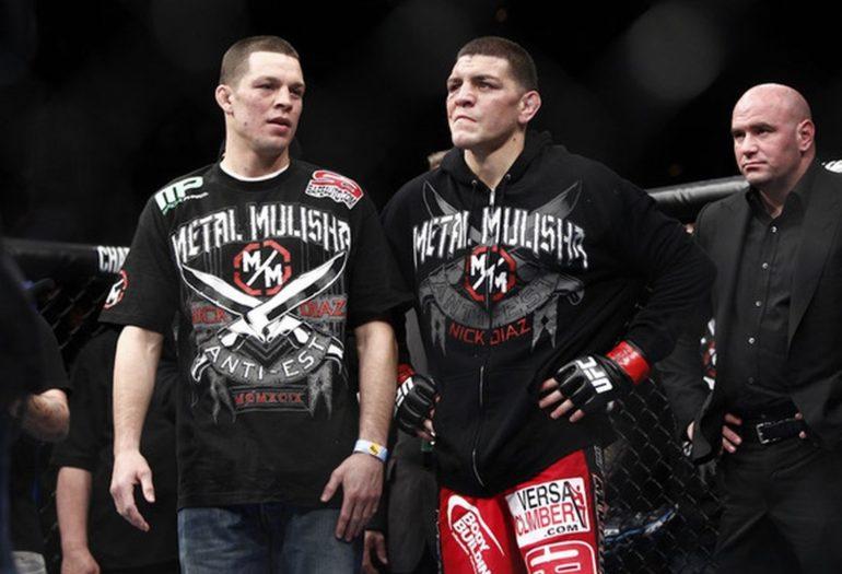 Diaz brothers, Nate Diaz, Nick Diaz
