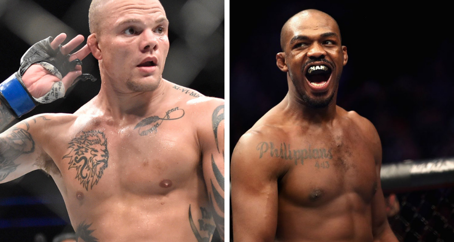 Jon Jones to defend light heavyweight title against Anthony Smith at UFC 235