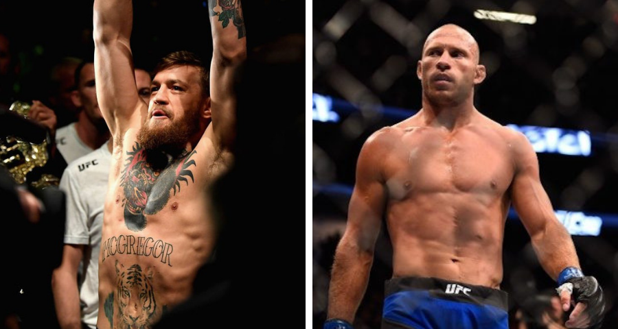 Conor McGregor vs Donald Cerrone - Head to Head