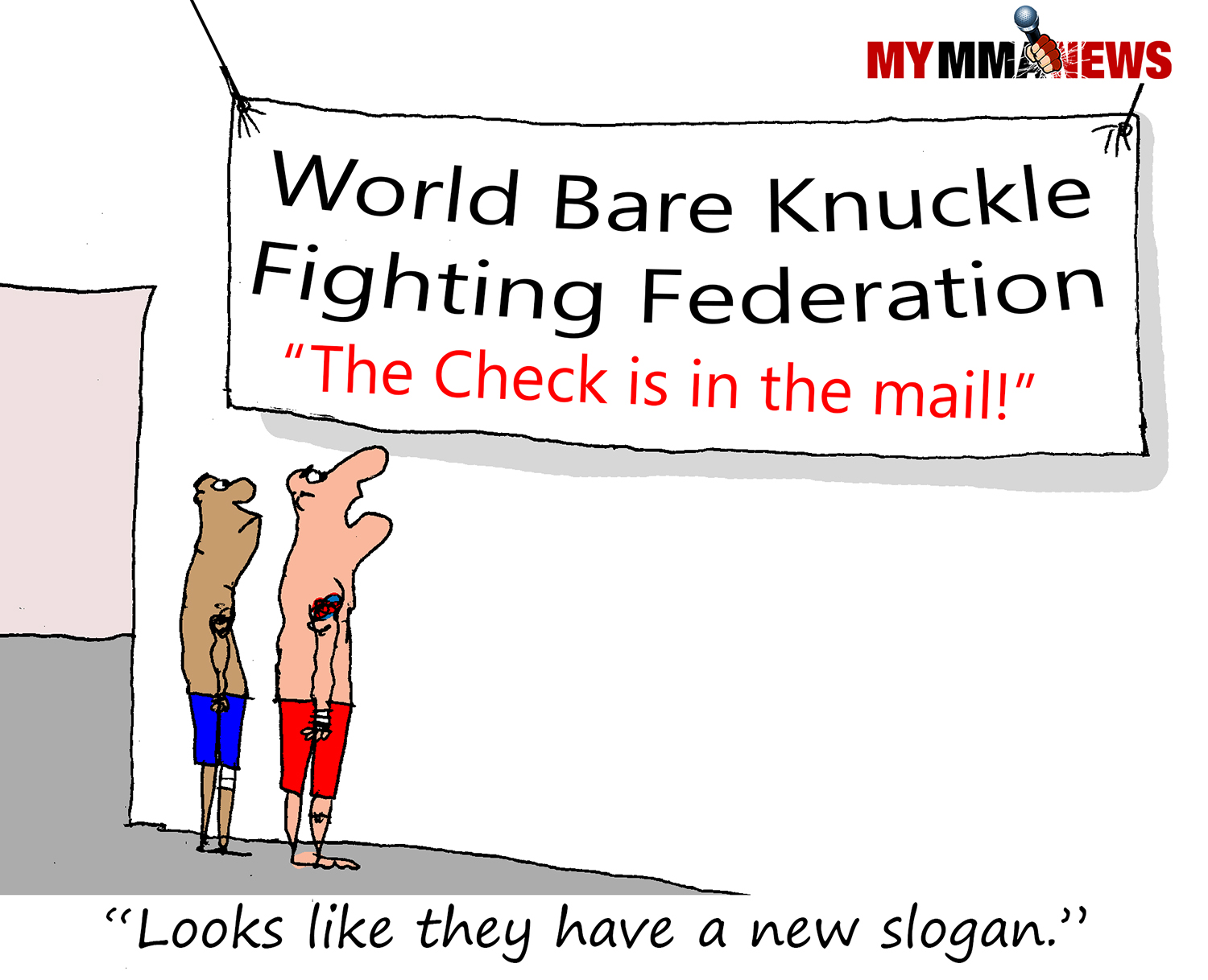 World Bare Knuckle Fighting Federation, WBKFF