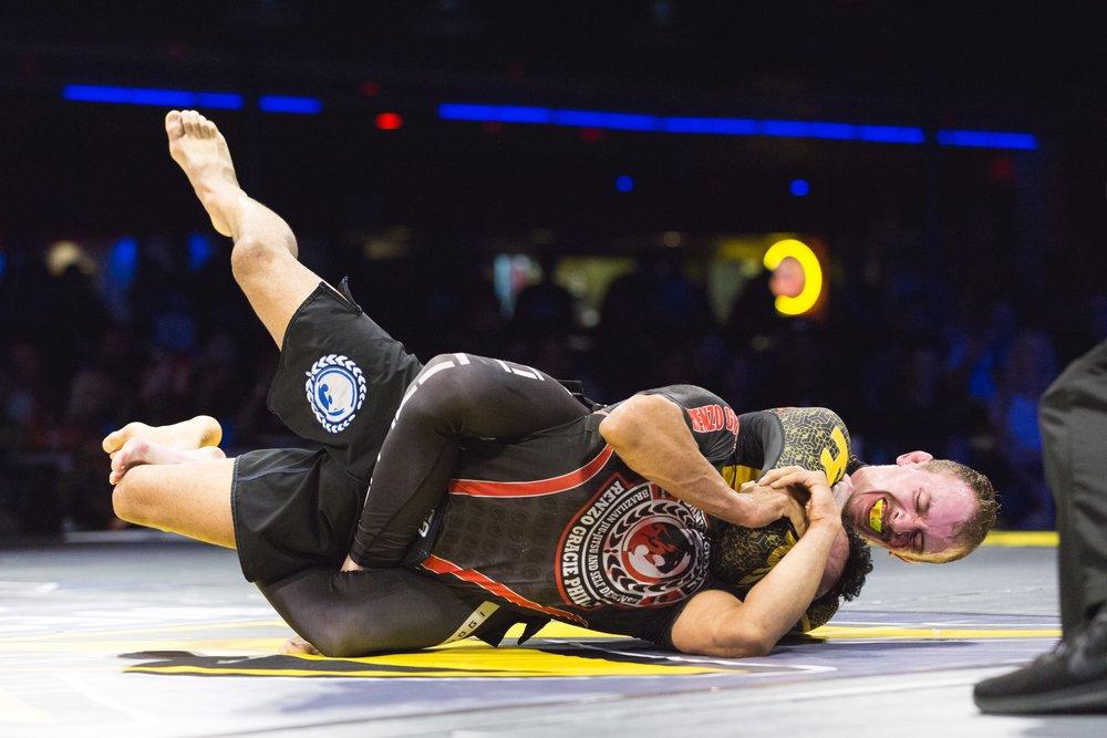 JM Holland at Combat Jiu Jitsu Worlds