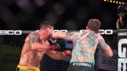 Sean O'Connell defeated Vinny Magalhaes, PFL Championship