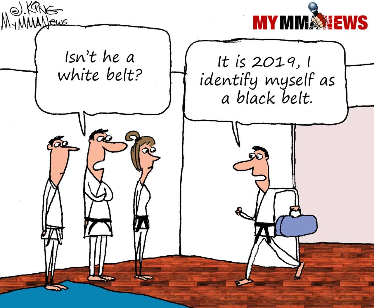 black belt, BJJ