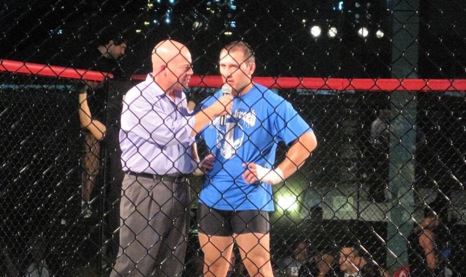 Mike Wilcox off CFFC 72 card