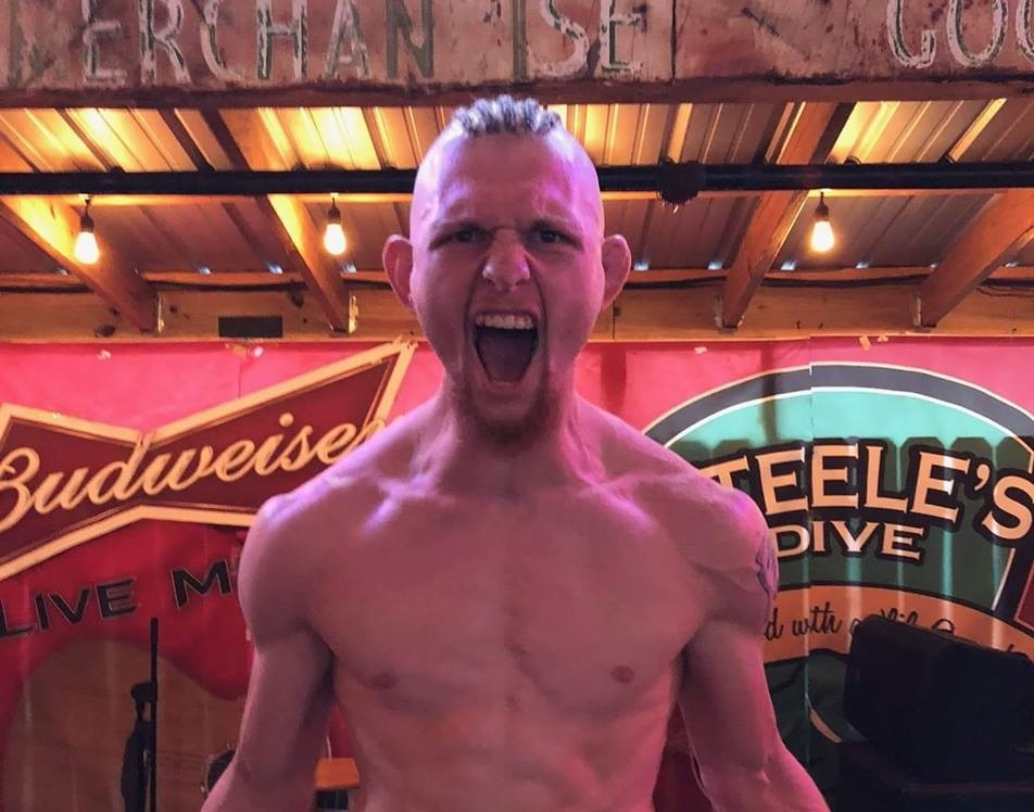 Kaleb Harris ready for fight he's always wanted against James Wallace at SFC 31