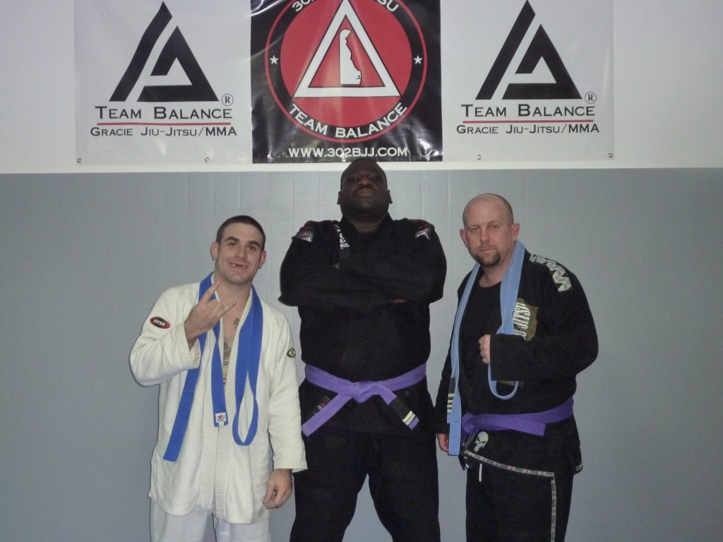 BJJ brown belt Ryan Courtney looks to stand and bang at Stellar Fights 40
