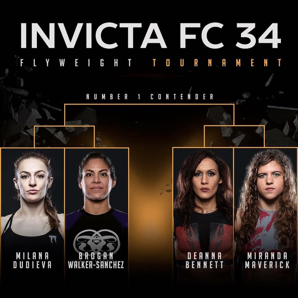 Invicta FC 34, DeAnna Bennett