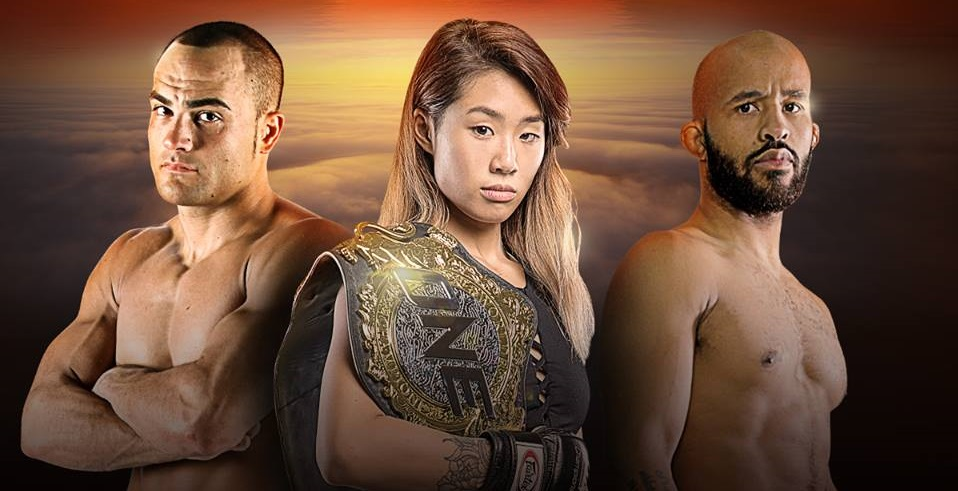 """4 Title Bouts, Flyweight Grand Prix Semifinals set for ONE Championship """"A New Era"""""""