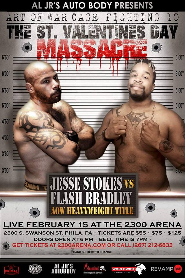 Jesse Stoke, Flash Bradley