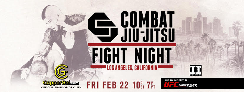 Combat Jiu Jitsu Fight Night – CJJFN Preview
