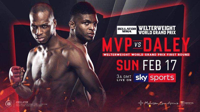 Bellator MMA, Sky Sports