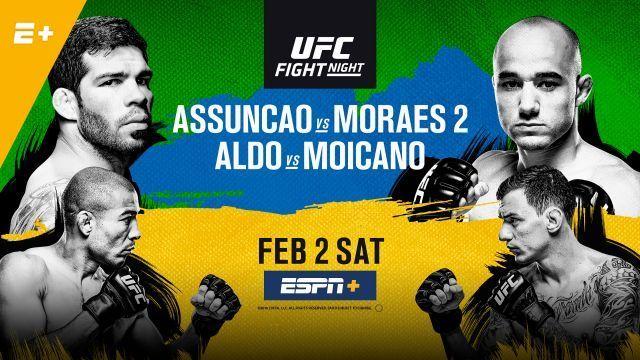 Marlon Moraes vs Raphael Assuncao
