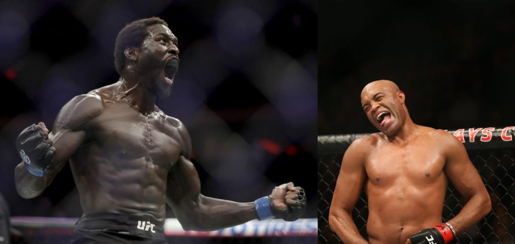Anderson Silva vs Jared Cannonier Official for UFC 237 in Brazil