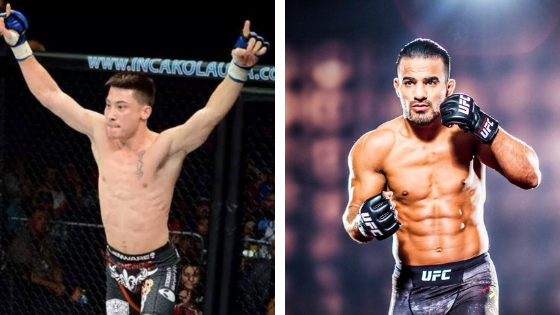 Boston Salmon vs Khalid Taha rescheduled for April 13