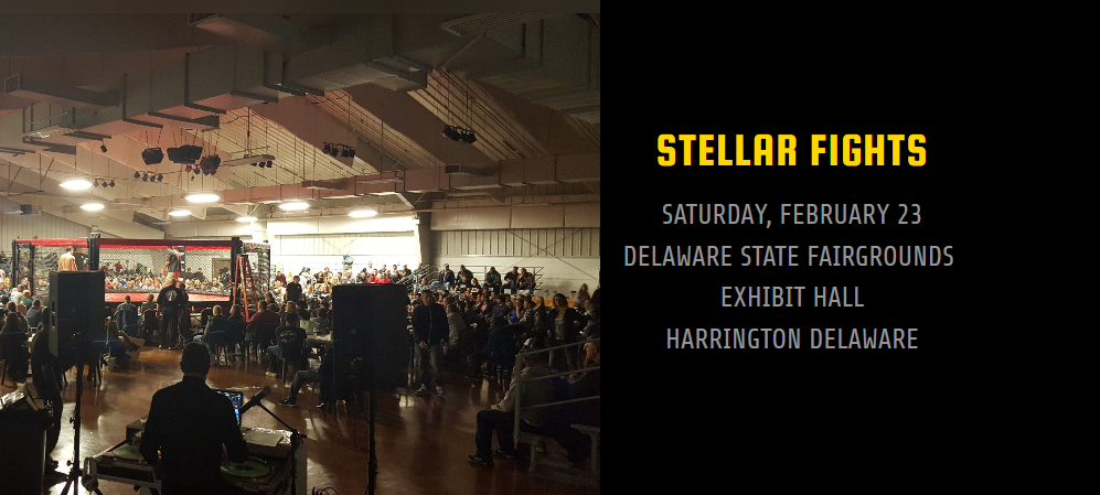 Stellar Fight 40 Live Results - Two titles are on the line in Delaware