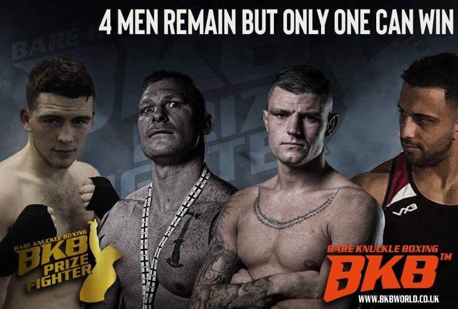 bare-knuckle boxing, BKB World
