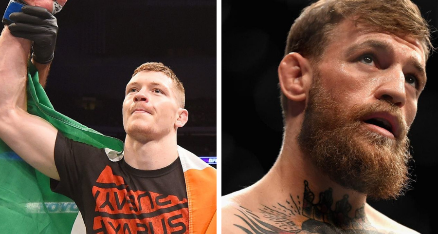 Joseph Duffy not pursuing Conor McGregor rematch but not opposed to it