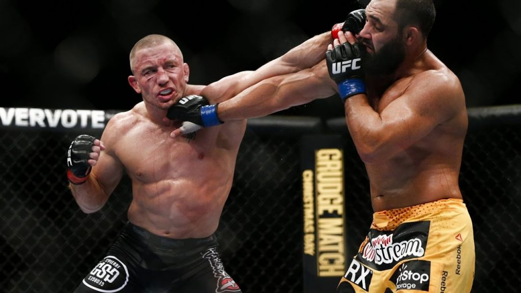 OPINION: Georges St-Pierre's greatest performance