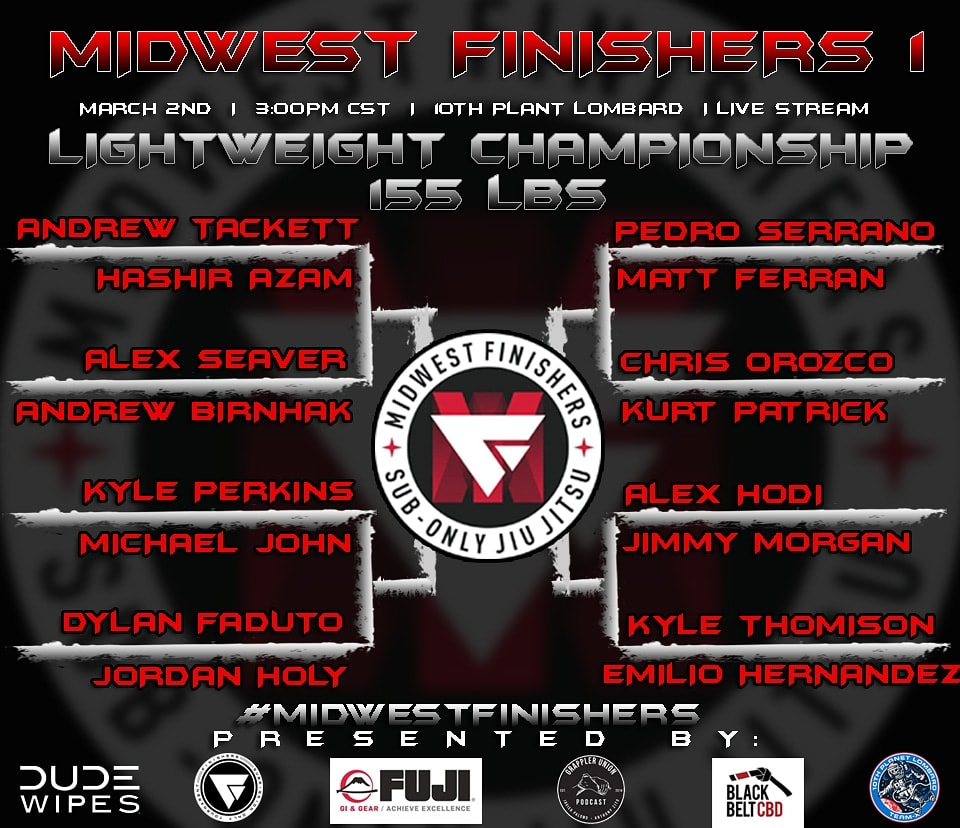 Midwest Finishers Sub Only